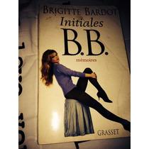 Livro De Brigitte Bardot En Françes.