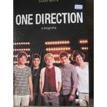Livro: One Direction - A Biografia De Danny White