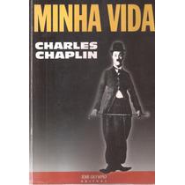 Livro Minha Vida Charles Chaplin 12ª Edição 2005