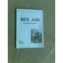 Livro - Ben Ami - Um Homem Louco Pintor - Adão Voloch - Auto