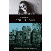Livro O Diário De Anne Frank - História - Holocausto