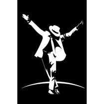 Livro Meu Amigo Michael Jackson + 5 Placas Decorativas