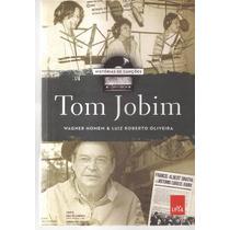Livro Tom Jobim Histórias E Canções 2012