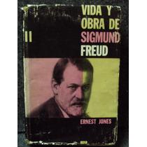 Vida E Obra De Sigmund Freud - Ernest Jones (frete Gratis)