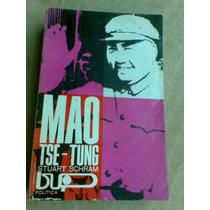 Livro - Mao Tsé-tung - Stuart Schram