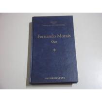 Olga - Fernando Morais - Livro Capa Dura - Hitler - Nazismo