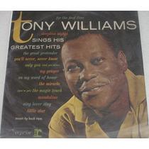 Vinil / Lp - Tony Williams - Sings His Greatest Hits