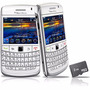 Blackberry 9700 Original Wi-fi 3g Desbloq. Sd 2gb Case Couro