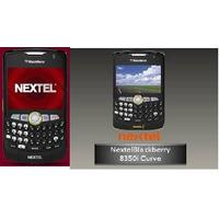 Nextel Blackberry Curve 8350i Desbloqueado Sms Wifi Novo