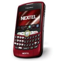 Nextel Blackberry Curve 8350i Vermelho/preto Wi Fi / Novo