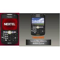 Nextel Blackberry Curve 8350i Idem Sms Wifi Original Preto