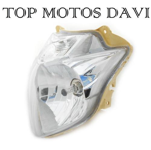 Bloco Optico Farol Yamaha Fazer 250 2011/... - Keisi