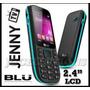 Celular Blu Jenny Tv Dual Chips Desbloquedo Lindo