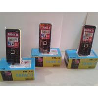 Celular Blu Tank Ii 02 Chip Bateria Até 30 Dias