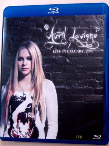 Blu-ray: Avril Lavigne - Live In Calgary 2007