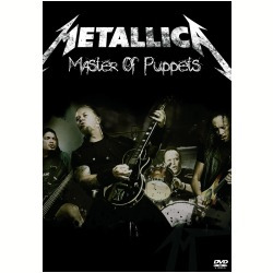 Blu Ray Metallica Master Of Puppets