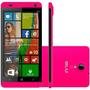 Oferta Celular Win Hd W510l Rosa 8 Mp Bluetooth Tela 5 3g