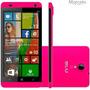 Celular Smartphone Blu Win Hd W510l Rosa 3g 8 Gb S/ Juros