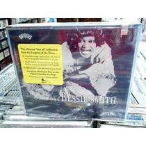 The Essential Of Bessie Smith Box 2 Cd´s Importada Nova Lacr