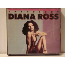 Cd - Diana Ross - Anthology - Duplo