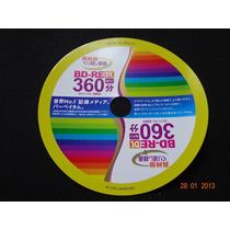 Mídia Blu-ray Bd Re Regravável 50gb Verbatim Original