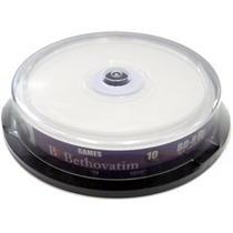10 Bd-r Blu-ray Bethovatim 6x 25gb Bluray Printable Lacrado
