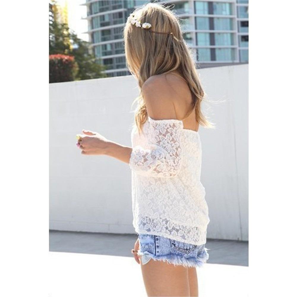 Сексуальная белая блузка девушки 25 фотография
