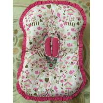 Melhor Preço! Capa De Bebê Conforto Com Protetor De Cinto