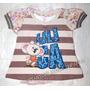 Blusa Marrom Listrada Lilica Ripilica 2012 - 1p