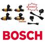 Bico Injetor Bosch Racing 210lbs 2200cc Alta Impedancia Novo
