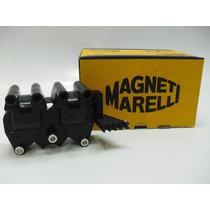 Bobina Ignição Fiat Brava 1.6 16v Magneti Marelli Bi0040mm