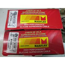 Lote Com 2 Jogo Cabos De Vela Supressivo Gol Ae Marflex 424b