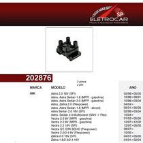 Bobina De Ignição Gm Chevrolet Vectra 2.0, 2.2 8v, 16v 97 À