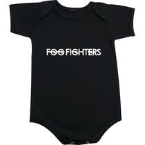 Foofighters - Body Personalizado Banda/rock