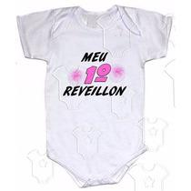 An002 - Body Ano Novo Primeiro Reveillon Menina