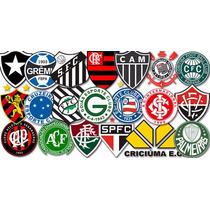 Body Personalizado Bebês Times De Futebol Brasileiro