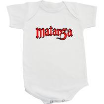 Body / Camiseta Matanza - Rock Nacional - Ruivo - Barba