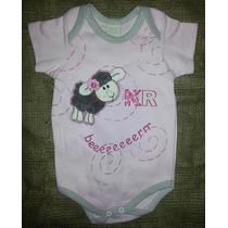 Roupinha Para Bebê - Body Meninas E Meninos - Moda Infantil