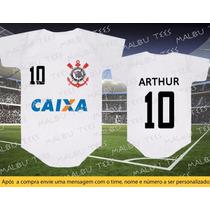 Corinthians Timão Body Ou Camiseta Gaviões Da Fiel Legal