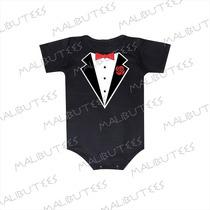 Terno Preto Body Infantil Gravata Bebê Batman Personagem