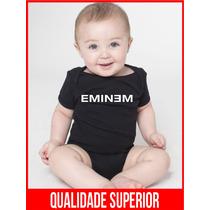 Body Bebe Rapper Eminem Roupas Baratas Menina Menino Bodies