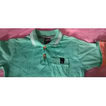 Camisa Polo Da Tigor - Tam 04 - Pouco Uso
