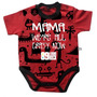 Body Infantil 89fm Mama We´re All Crazy - Bandup!