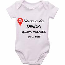 Body De Bebê Na Casa Da Dinda Quem Manda Sou Eu !