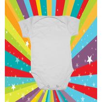 Body Infantil Bebê Liso 100% Algodão Atacado