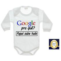 Body Papai Roupa De Bebê Frase Engraçadas Papai Dindo Bodys