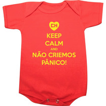 Body - Keep Calm And Não Criemos Pânico - Chapolin - Chaves