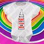 Body Bebe Personalizada Presente Para Amiga Gestante Nenem