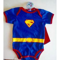 Body Bebê Personagens Super Heróis