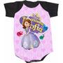 Body Princesa Sofia (bori,body De Bebe,body Infantil)